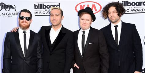 Fall Out Boy I fall out boy s quot centuries quot wiz khalifa puth s quot see you again quot reach 4x platinum
