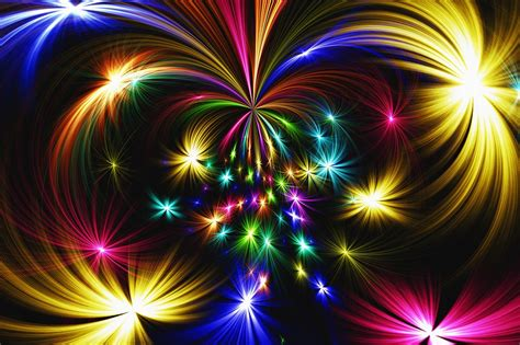 wallpaper bintang warna warni bintang abstrak warna warni 183 foto gratis di pixabay
