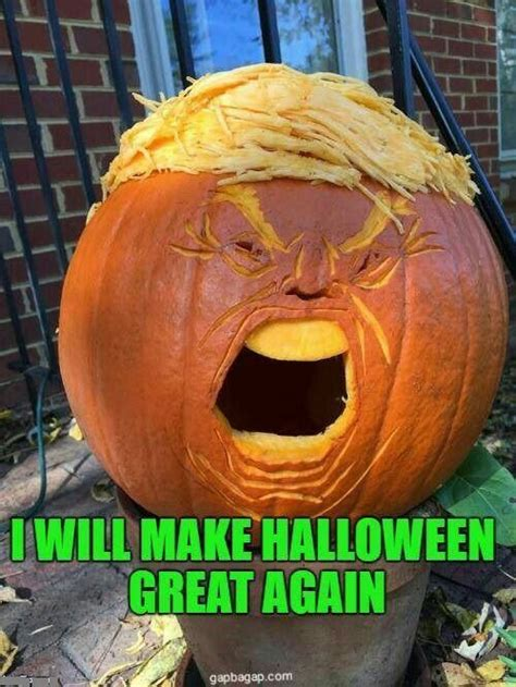 Meme Pumpkin - best 25 trump pumpkin ideas on pinterest donald trump