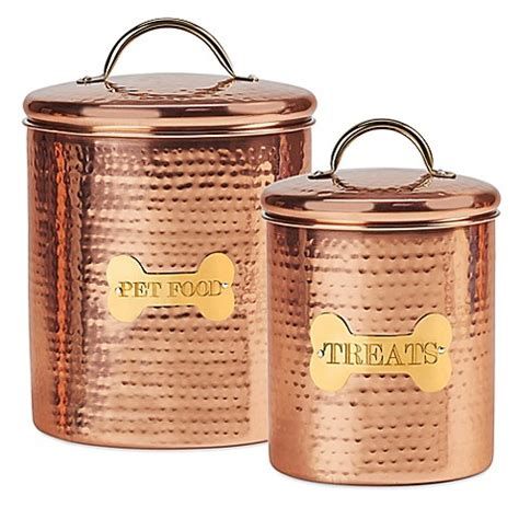 copper canister for a kitchen barh and beyond in greenville nc king charles copper canister bed bath beyond