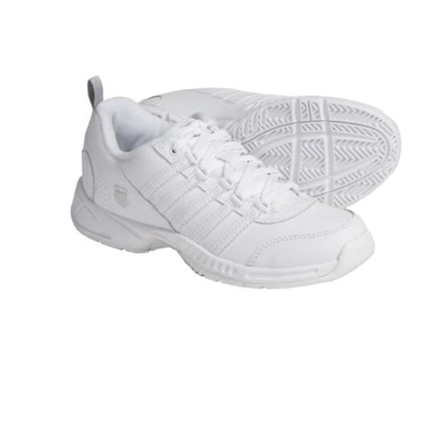 all white tennis shoes to find all white all leather review of k swiss