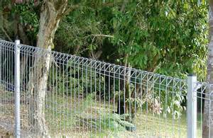 decorative wire garden fence panels home inspirations