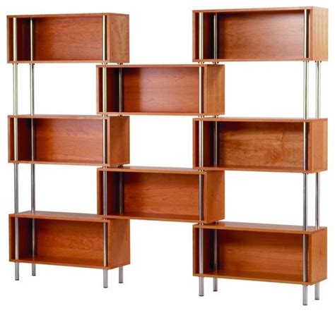 Blu Dot Chicago 8 Box Shelf   Contemporary   Display And Wall Shelves   by Design Public