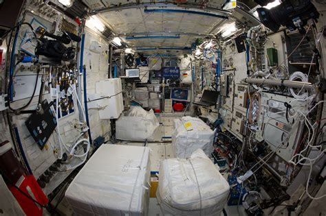 Interior Space Shuttle by Interior Of The Columbus Laboratory Nasa