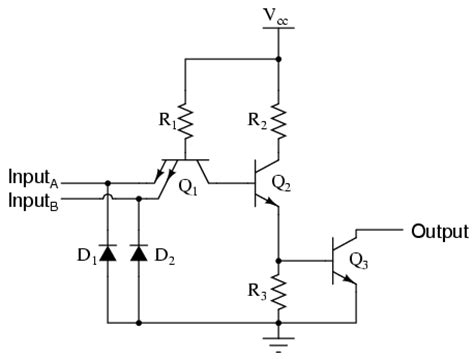 diode cling protection circuit cling circuits using diode with different inputs 28 images diode circuit waveforms 28 images