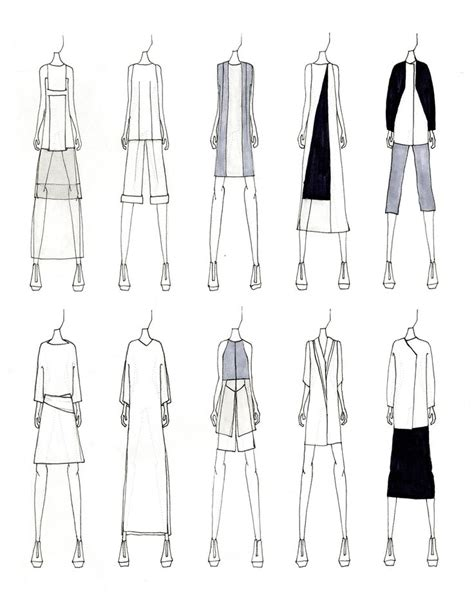 pattern drawing fashion best 25 fashion design sketches ideas on pinterest diy