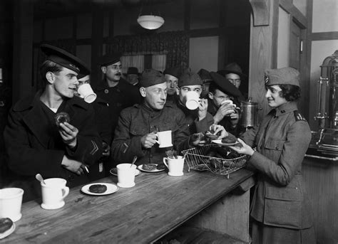 Coffee War in wwi trenches instant coffee gave troops a much needed