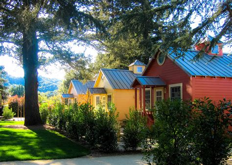 Cottages At Napa by The Cottages Of Napa Valley Winery Explorers