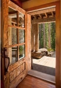 Log Cabin Front Doors I This Door Cabin