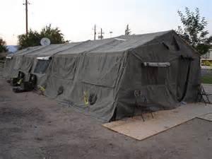 Modular Kitchen Installation Interior military tents