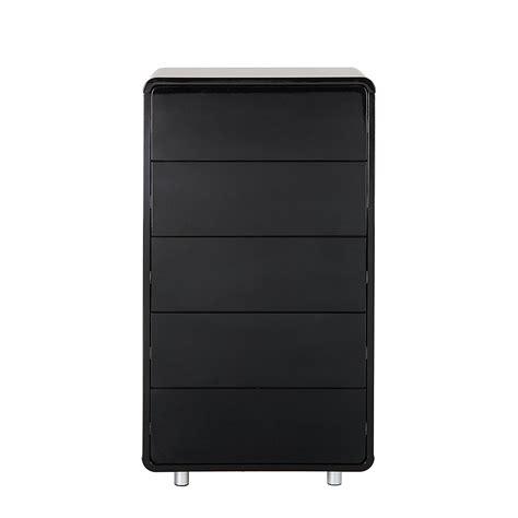 einbauküche schwarz hochglanz kommode schwarz hochglanz gunstig innenr 228 ume und m 246 bel ideen
