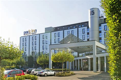 Park Inn By Radisson K 246 Ln City West In Cologne Hotel