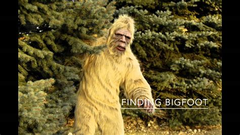 Big Foot Search Finding Bigfoot Team Discusses Search For A Sasquatch