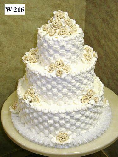 Hochzeitstorte Buttercreme by Carlo S Bakery Buttercream Wedding Cake Designs