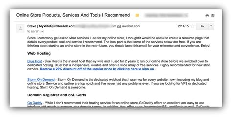can i my to be a service the 15 emails you need to be sending to your email list sumome