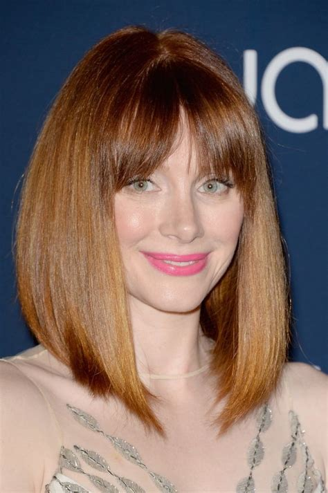 what haircut style is howard starks hairstyle i want bryce dallas howard jurassic world