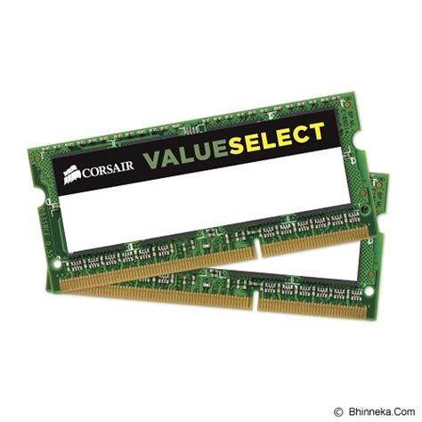 Ram Ddr3 Bhinneka jual corsair memory notebook 16gb ddr3l pc 12800 cmso16gx3m2c1600c11 murah bhinneka