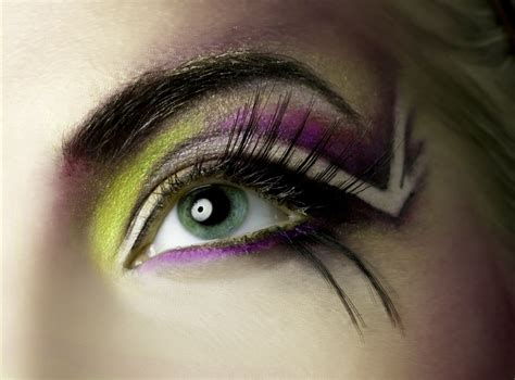 eye on design funky eye makeup xcitefun net