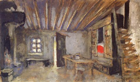 Vuillard Interiors by Studio Interior Model For The Scenery Of La Lepreuse