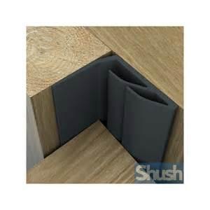 acoustic door seal shush soundproofing