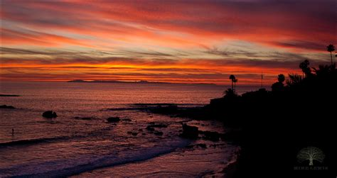 Sunset At Laguna Photo Of Sunset At Laguna Photo Of The Day 187 Mike Lewis
