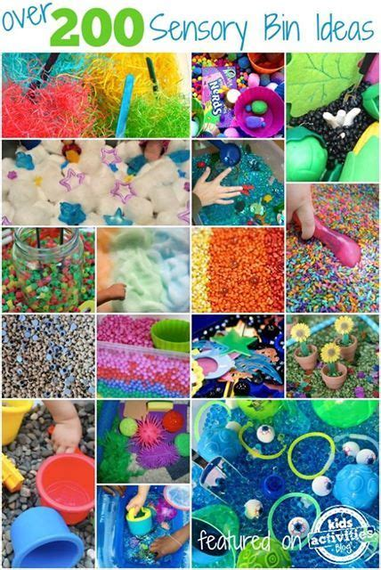check out these great sensory bin ideas facebook