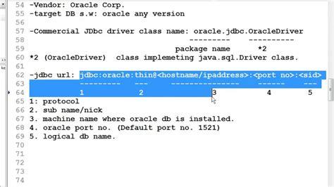 java tutorial with oracle 18 advanced java tutorial jdbc service id type 4