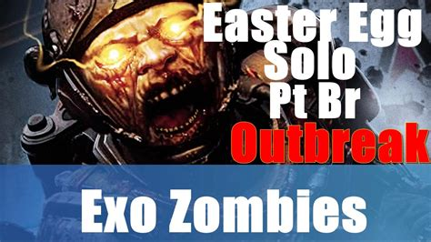exo zombies easter egg exo zombies outbreak easter egg solo pt br game over