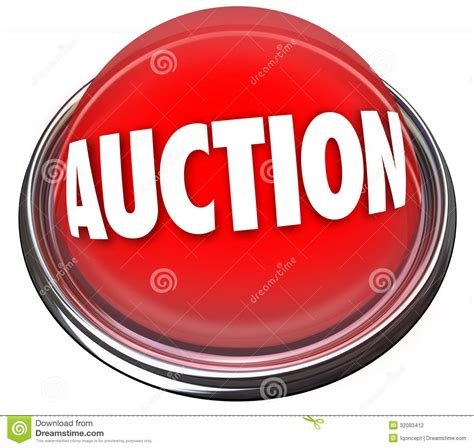 design competition through multidimensional auctions auction button flashing light item sale highest bidder