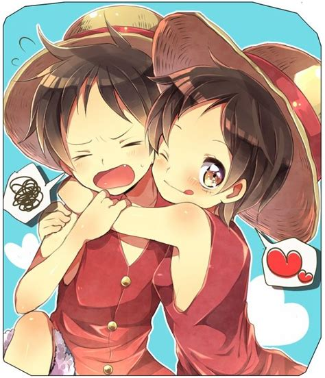 imagenes hot anime one piece luffy cute 3 crossover et genderbend d