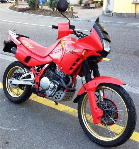 Honda Motorrad 650 Ccm by Motorrad Occasion Kaufen Honda Nx 650 Dominator Cahenzli