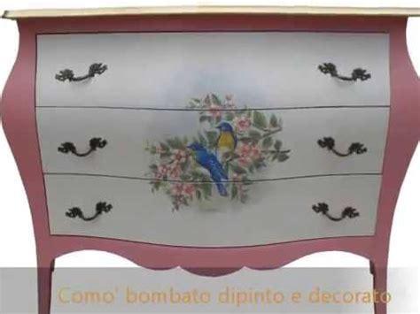 Mobili Dipinti A Mano Moderni by Mobili Classici Dipinti Laccati E Decorati In Stile