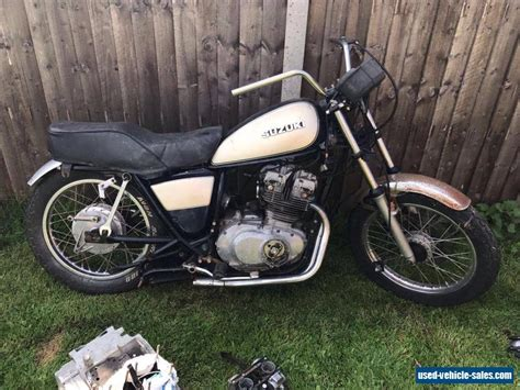 Suzuki Gs250 For Sale 1981 Suzuki Gs For Sale In The United Kingdom