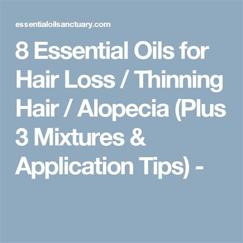 tc plus for bald spot and thinning hair 8 essential oils for hair loss thinning hair alopecia