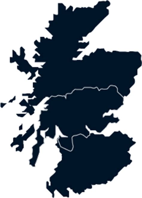 Scottish Outline by Scotland Outline Map Clipart Best