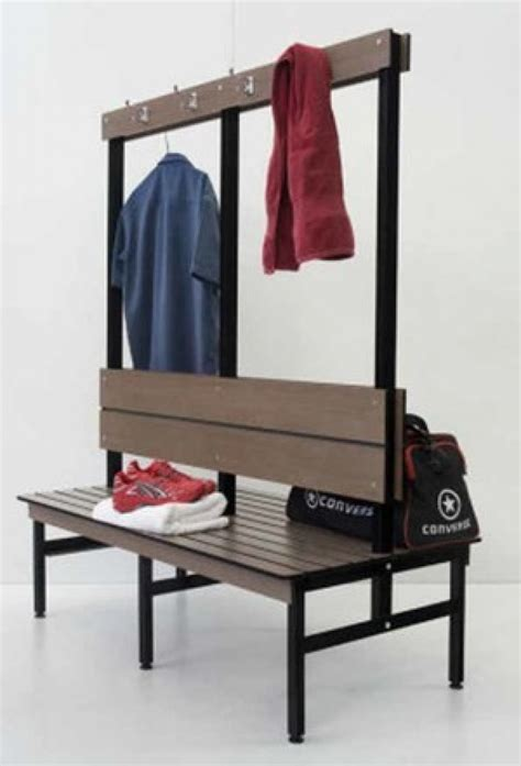 change room bench hale manufacturing offers two change room bench options
