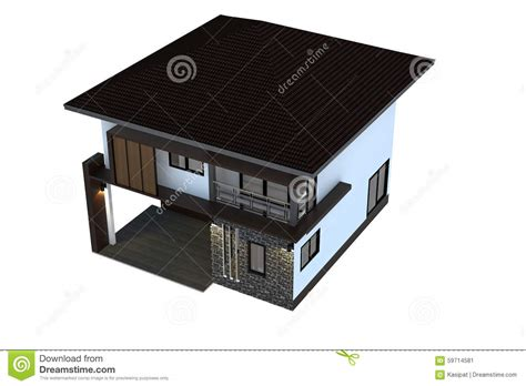 home design 3d zweiter stock 3d home design stock illustration image 59714581