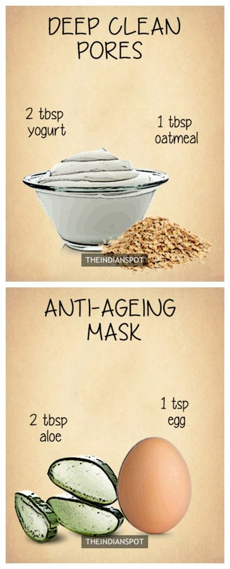 diy overnight mask get clear skin overnight with these 25 different tips and secrets