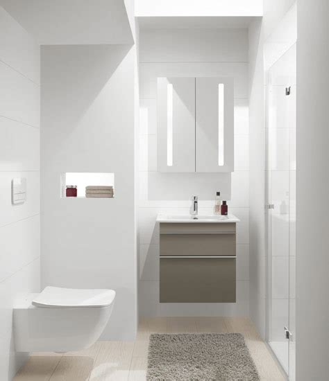 po waschbecken licht im badezimmer richtig einsetzen villeroy boch