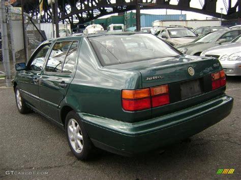 volkswagen jetta gls 1995 sequoia green metallic volkswagen jetta gls 31585241