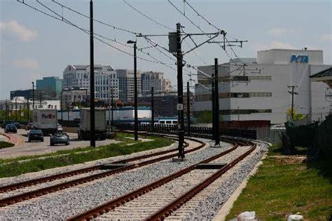 Light Rail Virginia by Light Rail Tracks And Peta S Headquarters Picture Of Norfolk Virginia Tripadvisor