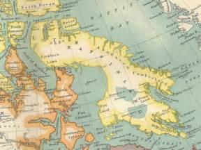 baffin bay map baffin island map baffin island mappery