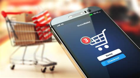 Go Shopping Pay With Your Cell Phone by 51 Of Us Adults Bought Something Via Their