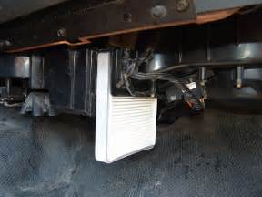 cabin air filter location 2002 chevy suburban ac get