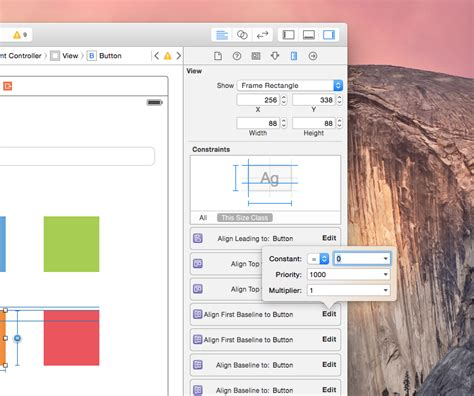xcode visual layout xcode 6 live rendering visual view debugging and swift