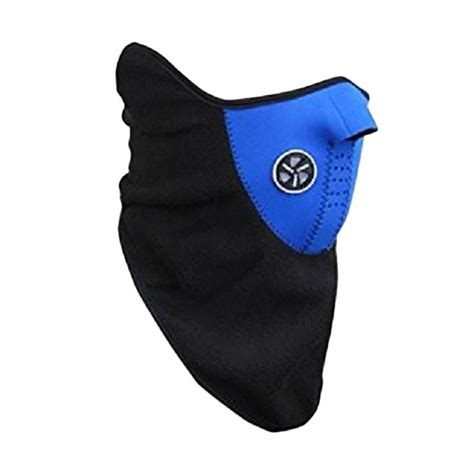 Exclusive Masker Motor Polar Ski Half Air Filter Murah Meriah jual aimons motor ski thermal mask masker cover