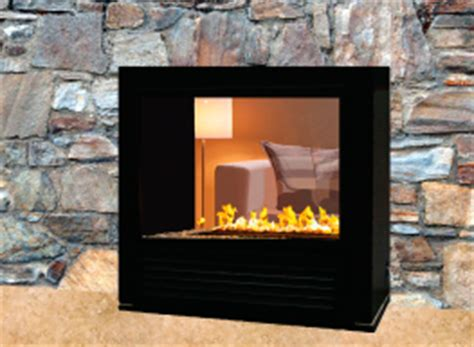 glass outdoor fireplace montigo r series indoor outdoor the energy house