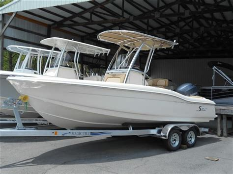 scout boats for sale south carolina scout 210 sportfish boats for sale in south carolina