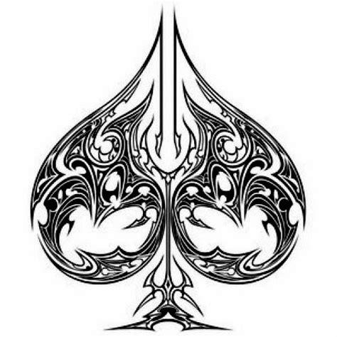 tribal spade tattoos tattoos book 2510 free printable stencils symbols
