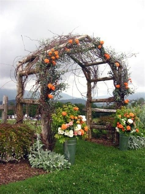 Garden Arch For Grapes Grapevine Arch With Roses Garden Ideas I Like
